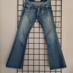 BKE Denim Jeans Starlite Stretch Size 25x31